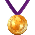 "Gold Medal ""Cooee Olympics 2012"""