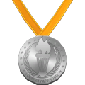 "Silver Medal ""Cooee Olympics 2012"""
