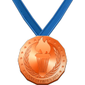 "Bronze Medal ""Cooee Olympics 2012"""